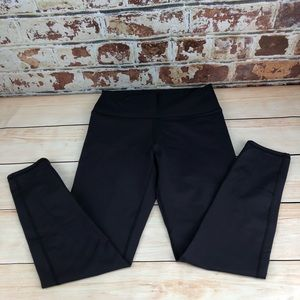 Fabletics Charcoal Gray Leggings szM